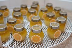 You Are My Sunshine Baby Shower. Homemade lemon sugar scrub.