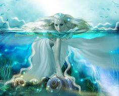 """Sous marine fantaisie"" par Roserika"