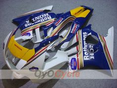 Injection Fairing kit for 97-98 CBR600F3 | OYO87900101 | RP: US $749.99, SP: US $589.99