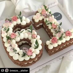 - Welcome to our website, We hope you are satisfied with the cont - Number Birthday Cakes, Birthday Cakes For Women, Number Cakes, Cookies Et Biscuits, Cake Cookies, Cupcake Cakes, Köstliche Desserts, Delicious Desserts, Alphabet Cake