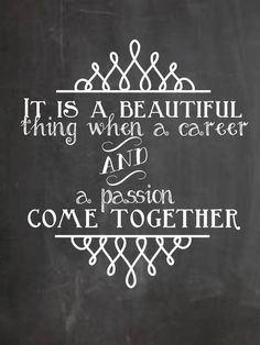 This was so me when I mentored at risk youth! Miss my career life but I'm even more happier being a full time mom!