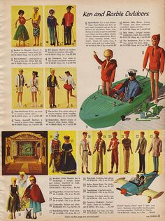 Sears 1964 Page 23 - Barbie Fashions | Flickr - Photo Sharing!