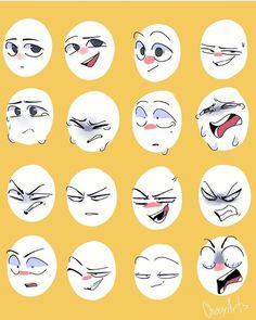 Drawing Reference Poses, Drawing Tips, Anatomy Reference, Hand Reference, Facial Expressions Drawing, Anime Faces Expressions, Poses References, Art Prompts, Drawing Base