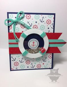 By the Tide by Dani D - Cards and Paper Crafts at Splitcoaststampers