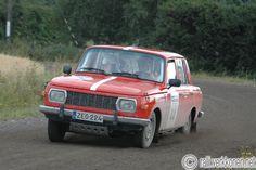 Lahti Historic Rally 20.-21.8.2004 Kimmo Taskinen - Esko Häkkinen, Wartburg 353