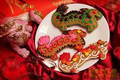 Wow dragon cookies