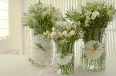 flores para arranjo de mesa - Pesquisa Google