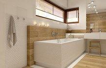 Łazienka styl Nowoczesny - zdjęcie od WERDHOME Corner Bathtub, Alcove, Bathroom, Washroom, Corner Tub, Bathrooms, Bath, Bathing, Bath Tub