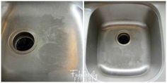 dirty sink