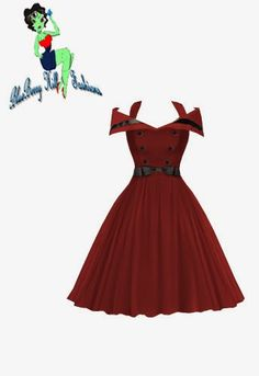 Rockabilly Clothing By:| Blueberryhillfashions.com