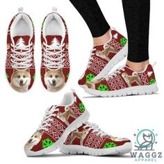 Luto Home Canaan Dog Running Shoes for Men-Casual Comfortable Sneakers Running Shoes