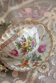 spode. berengia tea cup/saucer
