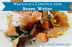 Writing is a Lifestyle with Brave Writer With Brave Writer, parents learn to coach their children. Writing develops naturally in a fun, family-friendly way!