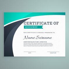 لایه باز قالب گواهینامه همایش / سمینار