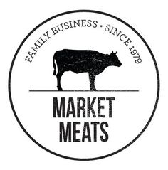 Swinburne communication design (honours) students created new logos for the 24 traders of Camberwell Fresh Food Market in Melbourne this year. Market Meats logo by Carly Curni received the People's Choice Award.