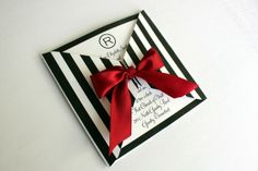 EDITABLE Printable Black and White Striped Square by ThePoshEvent, $5.00