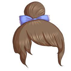 #freetoedit#gacha #hair #bun #topknot #highbun #bow #chiesuka #remixit Doll Drawing, Life Drawing, Kawaii Hairstyles, Bun Hairstyles, Chibi Body, Drawing Hair Tutorial, Chibi Hair, Pelo Anime, Cartoon Hair