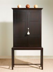 Designer Storage & Chests with Lock & Key Detail | Furniture Collection by Maxine Snider Inc. CUSTOM SIZE?
