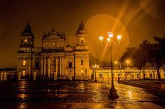 Metropolitan Cathedral. Photo by Hector Lopez l Only the best of Guatemala