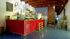Dornier Wine Lounge