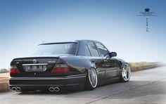 Mercedes-Benz Tuning Blog: Mercedes-Benz W124 Fabolous VIP