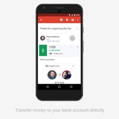 Send and Request Money Design MaterialUp