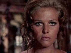 Claudia Cardinale, Jason Robards, Charles Bronson, and Henry Fonda starred in Once Upon a Time in the West, which featured the song Your Love, composed by Ennio Morricone.