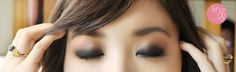 How to do your eyes: A Make Up Class for Asian Monolids | Thirstythought