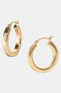 Argento Vivo Small Hoop Earrings (Nordstrom Exclusive) | Nordstrom