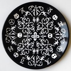 Los platos de Luna Art | Etxekodeco