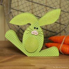 Medium Bunny from Bunny Trio
