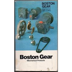 BOSTON GEAR Mechanical Products - 1976 Catalog