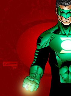 Kyle Rayner - Green Lantern