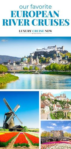 River cruises are consistently gaining popularity among travelers, and the trend shows no sign of slowing down. Offering a more intimate and personalized . Packing List For Cruise, Cruise Europe, Cruise Tips, Cruise Travel, Cruise Vacation, Best European River Cruises, Best River Cruises, River Cruises In Europe, Family Friendly Cruises