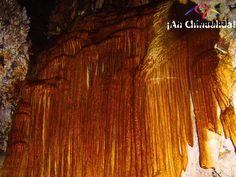 TURISMO EN CHIHUAHUA. Las grutas Nombre de Dios, se encuentran ubicadas a solo 15 minutos del Centro Histórico de Chihuahua y fueron inauguradas en el año 2000 después de acondicionarlas para el público. No puede desaprovechar la oportunidad de visitar estas hermosas grutas, donde pasará por 17 salas con estalactitas y estalagmitas que se formaron durante millones de años. #visitachihuahua