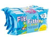 #2 wet wipes Fitti Biedronka