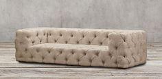 RH's Sofas:Indescribable comfort explains Restoration Hardware's…
