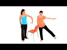 Toning Your Legs and Buttocks while Pregnant | Pregnancy Exercises