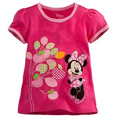 Minnie Mouse Tee for Toddler Girls | Tees, Tops & Shirts | Disney Store