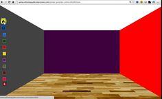 Simulador de pintura - carta colores codigo RAL