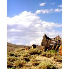 Caliparks : Bodie State Historic Park