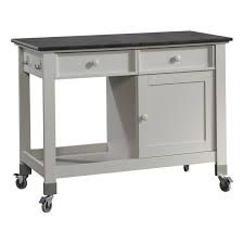 One of my fave new finds - a perfect island on wheels. Great for indoor use or in a garden shed or garage. Available at Lowe's for under $200