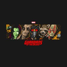 Guardian of the galaxy T-Shirt
