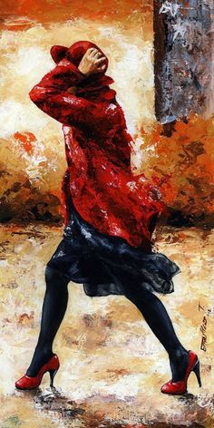 Emerico Toth Lady in Red 28 print for sale. Shop for Emerico Toth Lady in Red 28 painting and frame at discount price, ships in 24 hours. Woman Painting, Painting & Drawing, Art Noir, Abstract Painters, Art Abstrait, Beautiful Paintings, Belle Photo, Black Art, Female Art