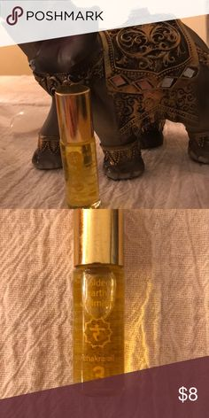 Golden Earth Optimism - Chakra oil chakra oil applied to pulse points for confidence and freedom Other