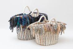 Idoia Cuesta. Téxtiles e cestería contemporánea. Artesanía de Galicia. www.idoiacuesta.com