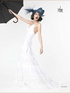 Philadelphia - Lumière (Vestido de Novia). Diseñador: YolanCris. ...
