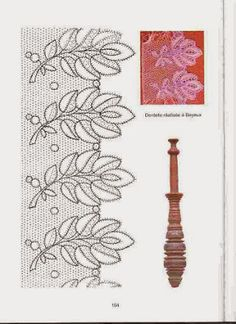 Bobbin Lace Patterns, Lacemaking, Album, Textile Art, Lace Trim, Embroidery, How To Make, Bayeux, Study