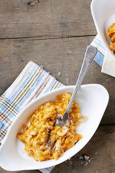Slow Cooker Butternut Squash Macaronicountryliving