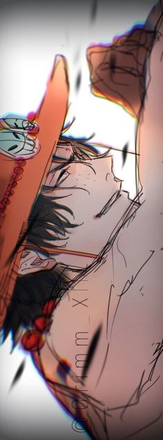 Portgas Ace, Ace And Luffy, One Piece Nami, Manga Games, Animes Wallpapers, Haha Funny, Cute Art, Otaku, Naruto